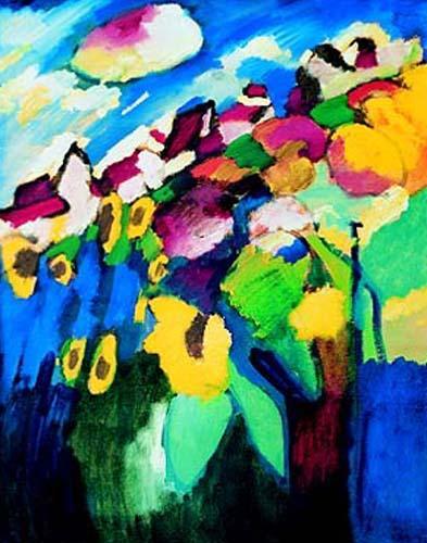 Wassily-Kandinsky-Murnau-Garten-II-15434